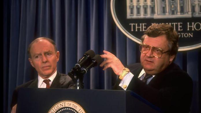 Conversation avec... les hommes du président