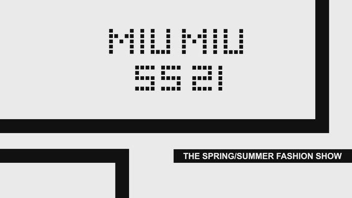 Fashion films - Miu Miu