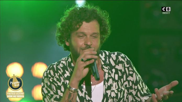 Claudio Capéo - C'est une chanson (LIVE)