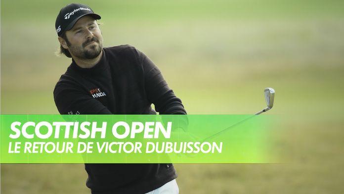 Le retour de Victor Dubuisson : Golf+ le mag