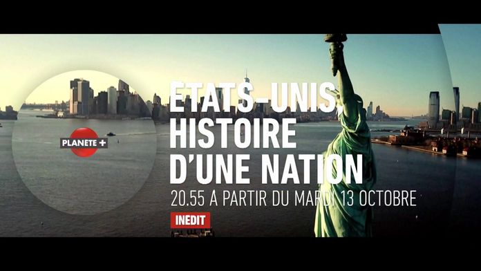 Etats-unis, histoire d'une nation