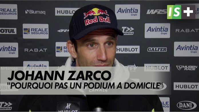"""Zarco : """"Pourquoi pas un podium à domicile"""" : SHARK Helmets Grand prix de France"""