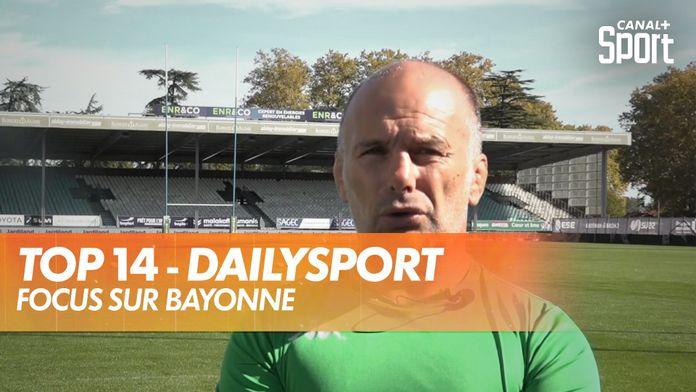 Focus sur l'Aviron Bayonnais dans DailySport