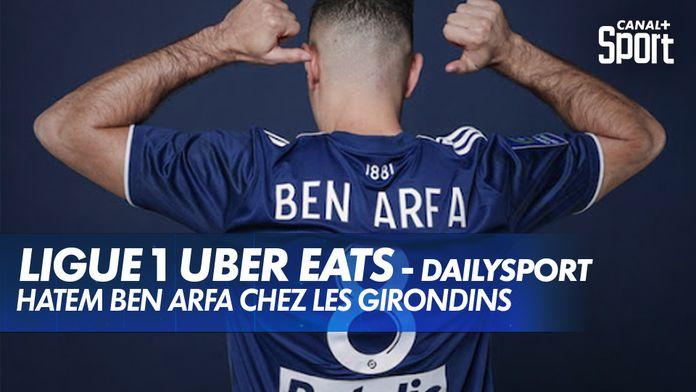 Hatem Ben Arfa aux Girondins