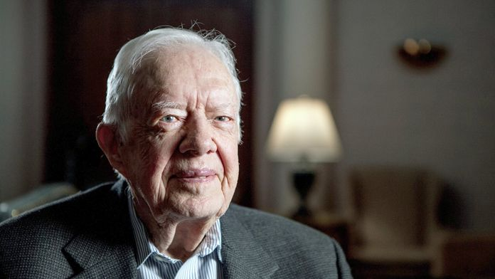Jimmy Carter : Le président rock'n'roll