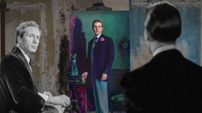 Dorian Gray, un portrait d'Oscar Wilde