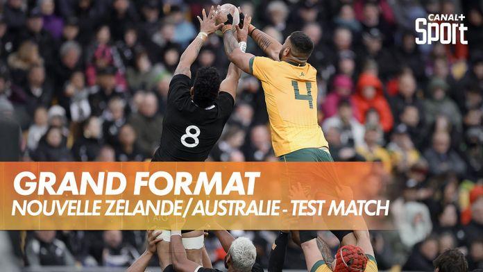 Nouvelle-Zélande / Australie : Le format : Test match
