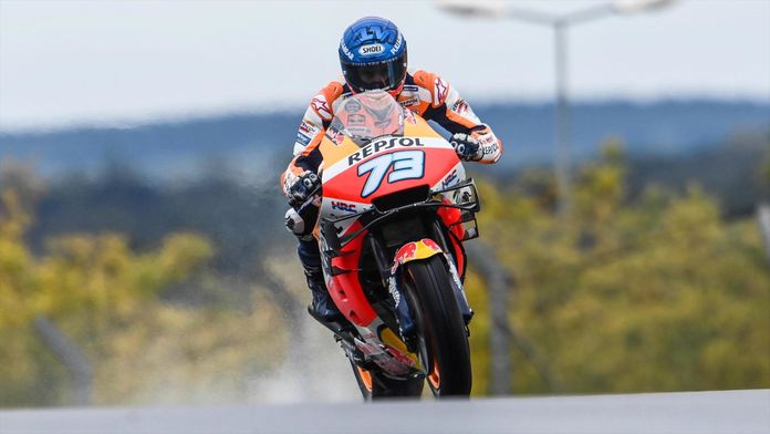 Essais libres 3 des Moto GP