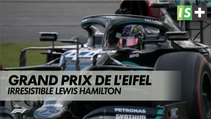 Irrésistible Lewis Hamilton : Grand prix de l'Eifel