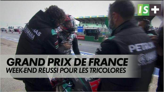 Week-end réussi pour les tricolores : Grand prix de France