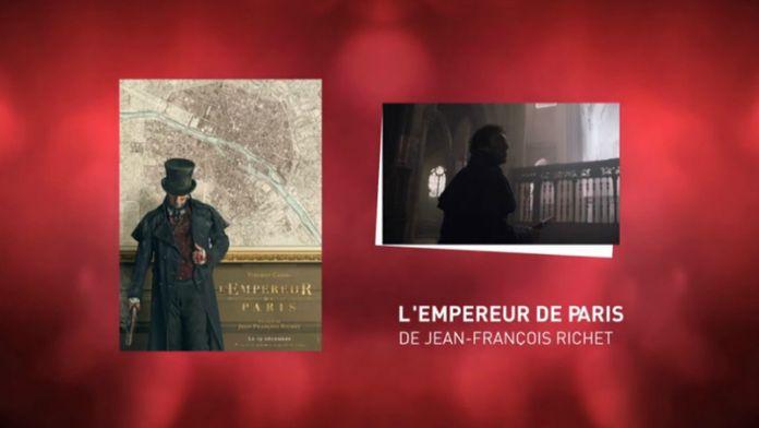 Actuellement sur Ciné+ - L'Empereur de Paris