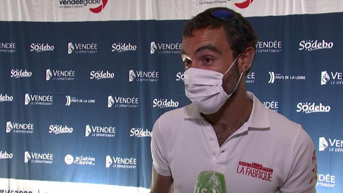 Alan Roura : Le benjamin jeune papa : Vendée Globe Challenge