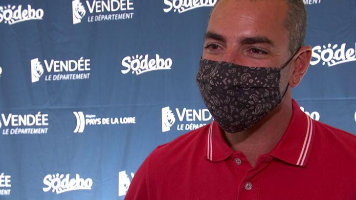 Damien Seguin : Premier skipper avec un handicap : Vendée Globe 2020