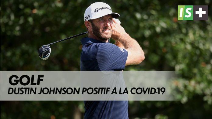 Dustin Johnson, positif au Coronavirus : Golf