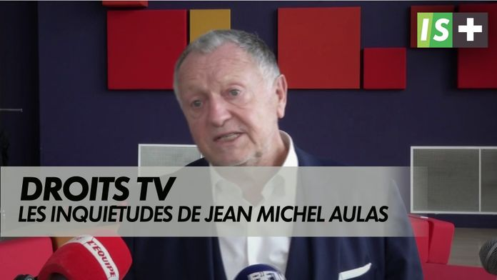 Les inquiétudes de Jean Michel Aulas : Ligue 1 - Uber Eats
