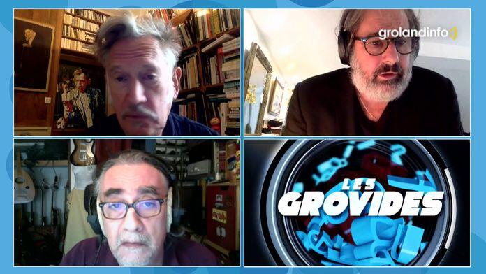 Les Grovides : la santé de Trump - Groland - CANAL+