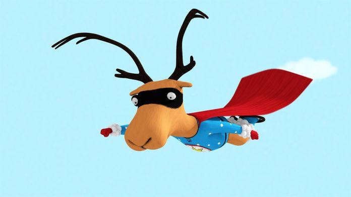 Jean-Michel super caribou
