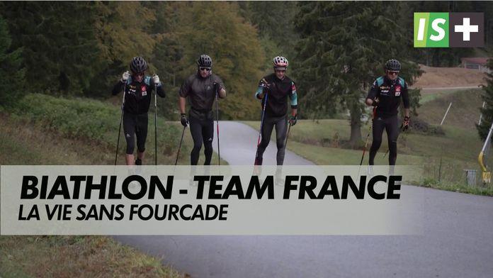 La vie sans Fourcade : Biathlon - Equipe de France