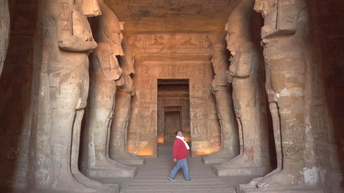 Trajectoires d'Egypte