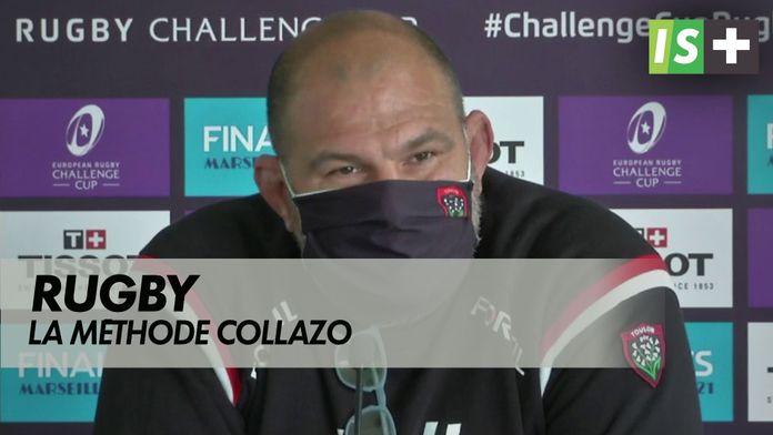Toulon, la méthode Collazo : Rugby