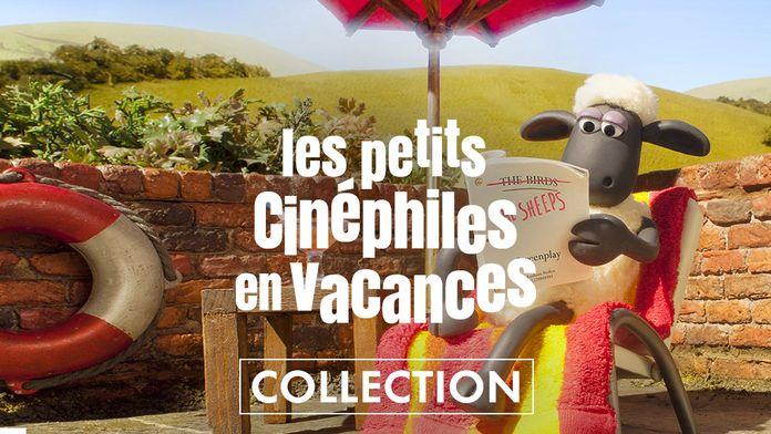 Les Petits Cinéphiles en Vacances
