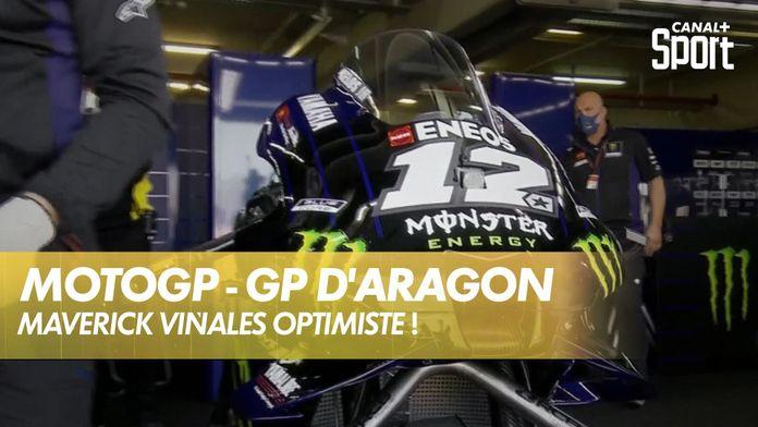 La surprise Yamaha : Grand Prix d'Aragon