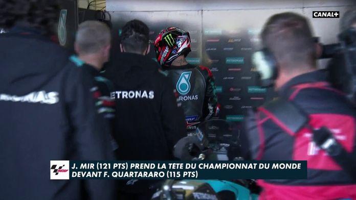 Retour au stand : Grand Prix d'Aragon