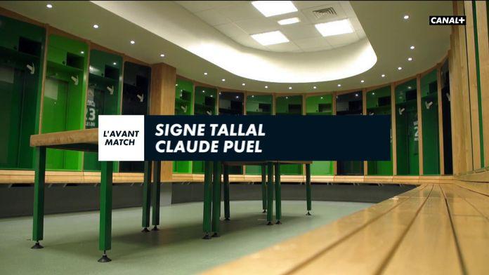 Signé Tallal avec Claude Puel : Ligue 1 Uber Eats
