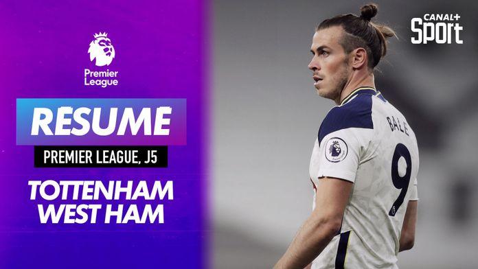 Le résumé de Tottenham - West Ham en VO : Premier League