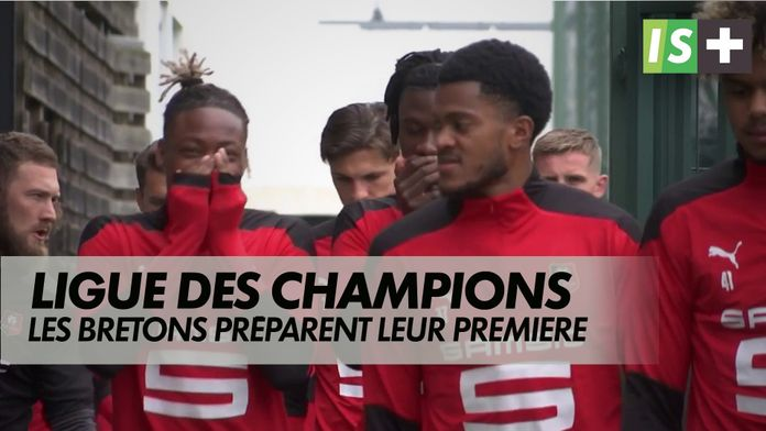 Les bretons préparent leur première : Ligue des Champions - Première journée