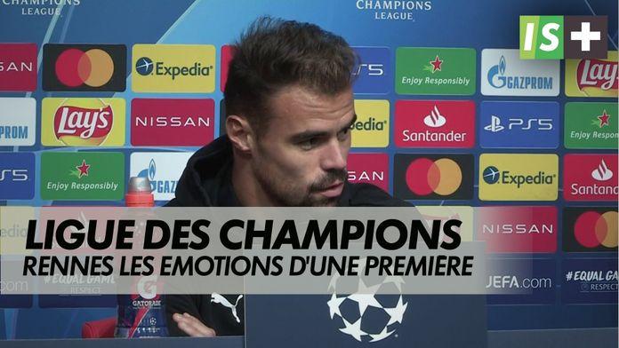 Rennes, les émotions d'une première : Ligue des champions - Rennes / Krasnodar