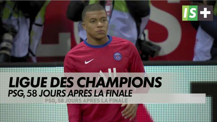 Paris SG, 58 jours après la finale : Ligue des Champions : Paris SG / Man Utd