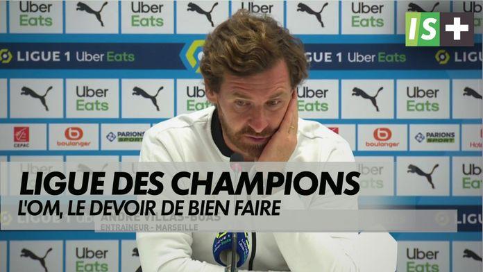 L'OM, le devoir de bien faire : Ligue des Champions : Olympiakos / Marseille