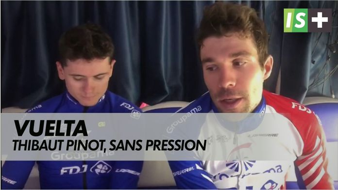 Thibaut Pinot sans pression : Vuelta