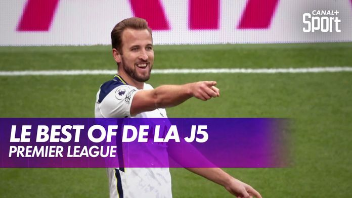 Le best of de la J5 ! : Premier League