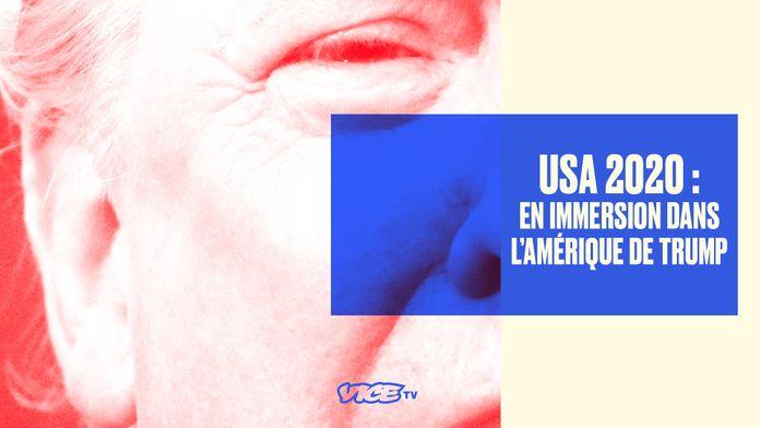 USA 2020 : En immersion dans l'Amérique de Trump