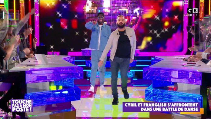 La battle de danse déjantée entre Franglish et Cyril Hanouna