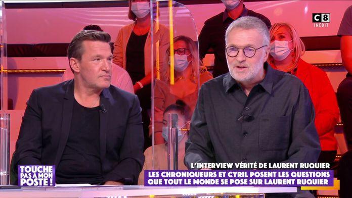 """Laurent Ruquier revient sur le jour où il a fait son coming-out : """"Je me sentais mieux après"""""""