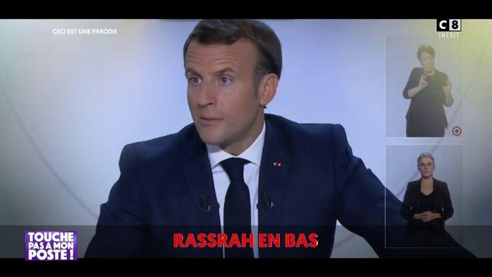 Le JT avant le JT de Patrick Chanfray : Quand Emmanuel Macron reprend du Michou !