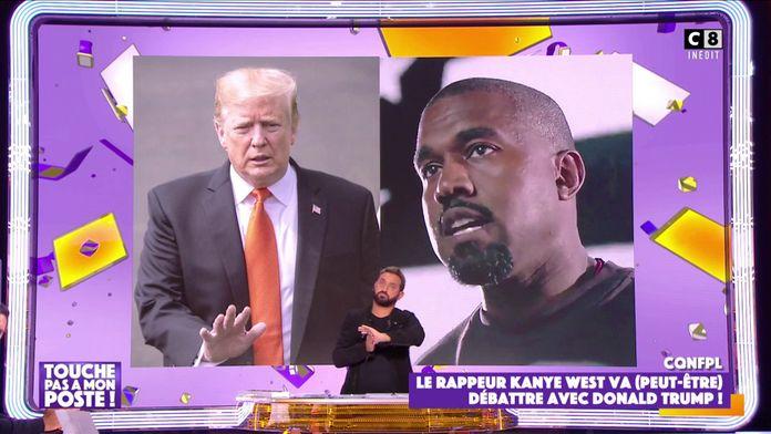 Un prochain débat présidentiel entre Donald Trump et Kanye West ?
