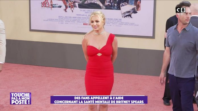 Britney Spears : La star Américaine au plus mal ?