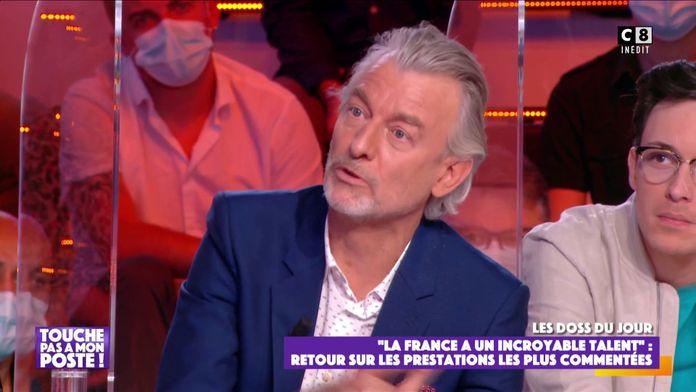"""Le coup de gueule de Gilles Verdez contre La France a un incroyable talent : """"C'est du pipo !"""""""