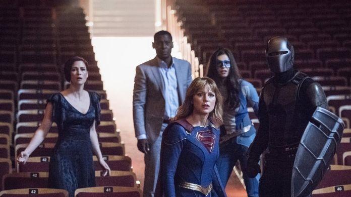 Supergirl - S5 - Ép 1