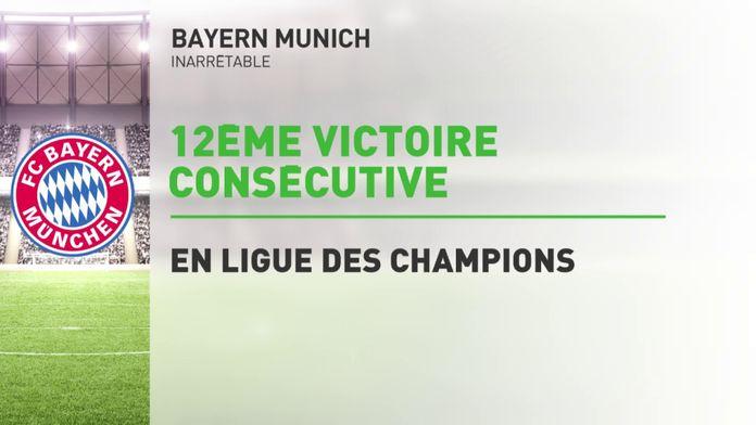 Les Bleus et le Bayern au top : LDC : Bayern Munich 4 - 0 Atlético de Madrid