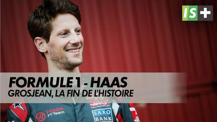 Romain Grosjean, la fin de l'histoire : Formule 1 - Haas