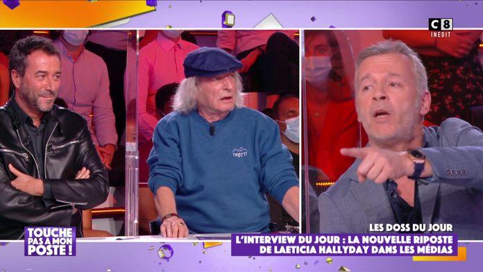 Jean-Michel Maire règle ses compte avec René Malleville et Bernard Montiel