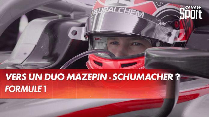 Haas : vers un duo Mazepin - Schumacher ? : Grand Prix de l'Eifel
