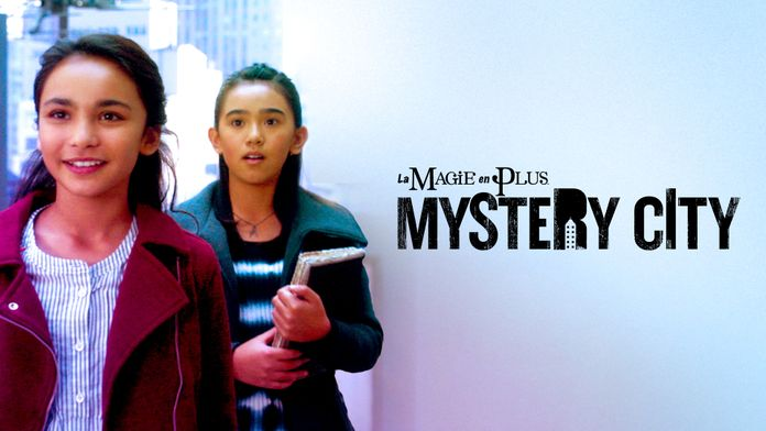 La magie en plus : Mystery City