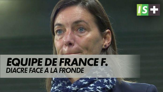 Diacre face à la fronde : Euro 2020 (FF) : France / Macédoine du Nord