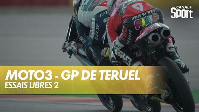 La chasse aux 14 premières places : Grand Prix de Teruel